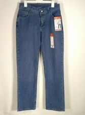 Lee Riders Jeans Womens Size 12L Relaxed Fit - Medium Wash, New with Tags NWT