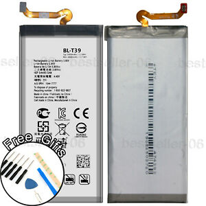 For US Cellular LG K40 LM-X420QM / LG G7 Fit LM-Q850QM NEW BL-T39 Battery+TOOL