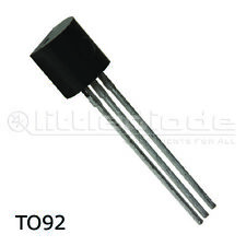 BC548C Transistor Silicon NPN - CASE: TO92 MAKE: ON Semiconductor