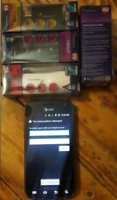 Samsung Galaxy Exhilarate SGH-1577 Black Smartphone with Accessories (AT&T)