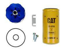 Sinister Diesel Cat Fuel Filter Adaptor fits 01-15 GM Trucks 6.6L Duramax Diesel
