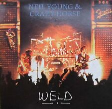 NEIL YOUNG & CRAZY HORSE POSTER, WELD (SQ35)