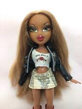 Bratz Rock Angels Angelz Sasha Doll Raro