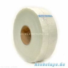 Fiberglass-mesh band Grid tape 50 mm x 90m to the abutting edge bridge Joint