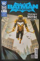 BATMAN and The SIGNAL #1b (of 3) (2018 DC UNIVERSE Comics) ~ VF/NM Book