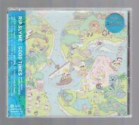 RIP SLYME/GOOD TIMES[2CD]JAPAN[with OBI]