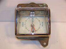 1956 MERCURY CLOCK OEM GEO. W. BORG