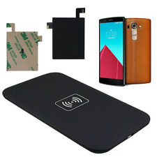 LG G4 Qi Kabelloser Ladegerät Ladepad + Qi Receiver Sticker mit NFC For LG G4