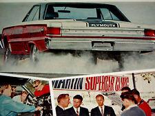 1967 BOSS HEMI PLYMOUTH GTX VINTAGE AD-DRAG RACING/SOX&MARTIN/426/440 v8 engine