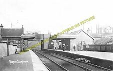 Bryn for Ashton-in-Makerfield Railway Station Photo. Wigan - Garswood. LNWR (1)