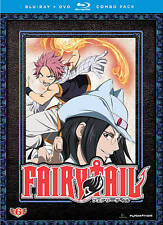 Fairy Tail - Part 6 (Blu-ray / DVD, 2013, 4-Disc Set) NEW!