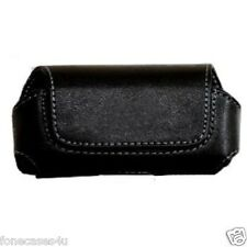 FAUX LEATHER POUCH CASE FOR HTC 8X 8S  MOBILE PHONE COVER WITH BELT CLIP