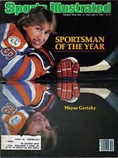 1982, Dec. 27 Sports Illustrated,Hockey,magazine, Wayne Gretzky,Edmondton Oilers