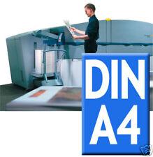 500 x Werbung / Flyer A4 Highend Digitaldruck 4/4 fbg