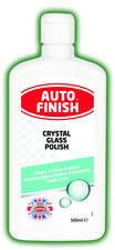 CarPlan Auto Finish Crystal Glass Polish 500ml