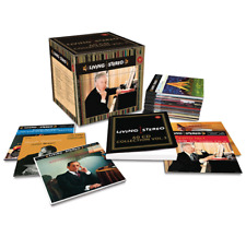 RCA LIVING STEREO 60 CD COLLECTION VOL.2 LIMITED EDITION BOX New