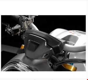 Ducati Monster Cover für Cockpit aus Kohlefaser