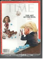New Sealed TIME Magazine January 21 2019 Donald Trump the art of the duel PELOSI