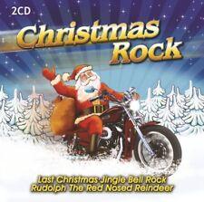 Christmas Rock - Various - Sampler  2 CD NEU OVP
