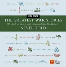 The Greatest War Stories Never Told by Rick Beyer FREE SHIPPING hardcover book