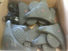 Lot of 10 Polycom Soundstation conference room telephone