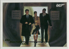 James Bond Archives 2017 Final Die Another Day Card 72 Gold Foil Parallel #129
