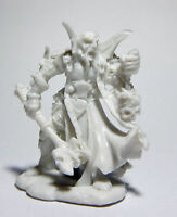 1 x BALTHON OVERLORDS CLERIC  - BONES REAPER figurine miniature rpg d&d 77419