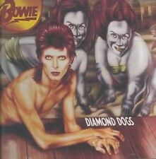 David Bowie CD Diamond Dogs (1974) EMI Remastered 1999
