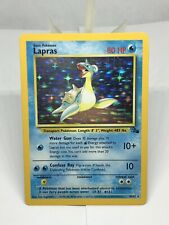 LAPRAS - 10/62 - Fossil - Holo - Pokemon Card - WOTC NM