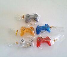 "5 New 2"" Keychain Playstation PSX Controller Joy Pad Control Keychain"