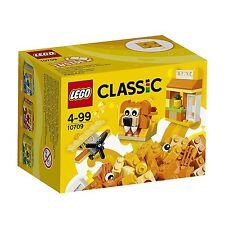 LEGO CLASSIC 10709 - Scatola della Creatività Arancione