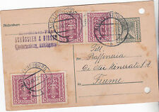 Used Postal Card, Stationery Austria Stamps