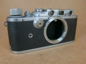Leitz Leica IIIa Rangefinder Body -  1939