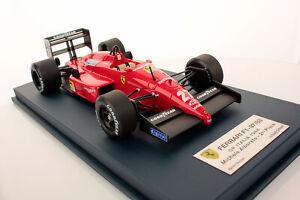 Ferrari F1 87/88c #27 M. Alboreto Italien 1988 - 1:18 Look Smart lim.Ed.
