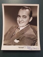 Freddy Martin-signed vintage photo-28 a - JSA COA