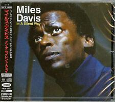 MILES DAVIS-IN A SILENT WAY-JAPAN SACD Hybrid F83