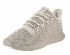 ADIDAS TUBULAR SHADOW KNIT LIGHT BROWN MEN'S ATHLETIC SHOES