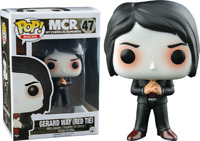 My Chemical Romance - Gerard Way with Red Tie Pop Vinyl Figure Funko 9928