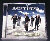 Santiano De Amour, Tod ( Mort) Et Freiheit CD Rapide Expédition Neuf & Ovp
