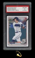 2020 Spencer Torkelson Bowman Draft Rookie 1st Graded 10 Detroit Tigers Card🔥