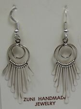 Navajo Indian Earrings 50% off Dangles Sterling Silver Pam Armstrong