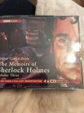 Sherlock Holmes: The Memoirs of Sherlock Holmes: Classic Drama from the BBC V3
