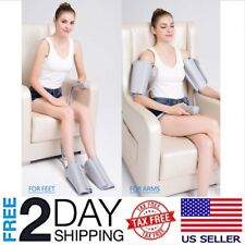 Arm Leg Massager For Restless Legs Compression Machine Circulation Battery