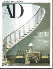 Architectural Digest October 2017 Creative Genius Free Fast SnH Best Deal Ebay