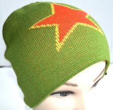 NEW White Rock green star 02 winter beanie sportswear hat
