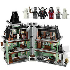 New Custom Monster Fighters Lego Compitible 10228 + Instruction + Minifigures
