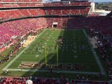 49ers vs Rams 2 Tickets Sec 302 Row 6!!!! 10/21/18