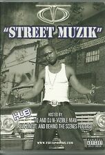 RARE / DVD - STREET MUZIK / RAP US / COMME NEUF