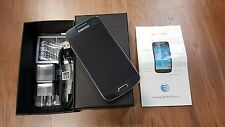 New Samsung Galaxy S4 mini SGH-I257 16GB Black AT&T Unlocked. OEM Extras