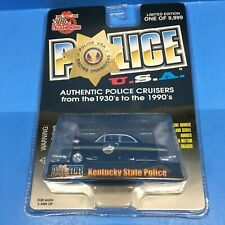 Racing Champions Police USA 1950 Ford Coupe Kentucky State Police